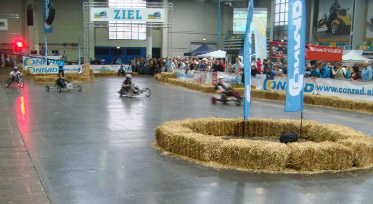 """Akku-Race"", powered by Conrad"